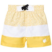 Lindberg Barbados Beach Shorts Yellow Yellow