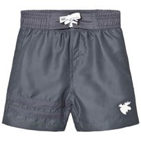 Lindberg Eagle Beach Shorts Anthracite Musta