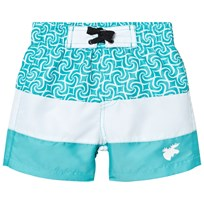 Lindberg Barbados Beach Shorts Turquoise Blue