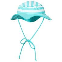 Lindberg Silver Sun Hat Turquoise Blue