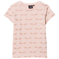 Petit by Sofie Schnoor T-shirt Aop Cameo Rose Cameo Rose