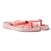 Havaianas Kids Fun Fruit Sandals Pink Pearl Pink