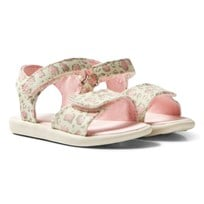 Toms Pale Pink Bob Cat Tiny TOMS Strappy Sandals PALE PINK BOB CAT