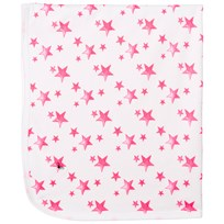 Livly Blanket Hot Pink Stars Hot Pink Stars