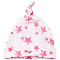 Livly Tossie Hat Hot Pink Stars Hot Pink Stars