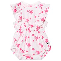 Livly Lilly Baby Body Hot Pink Stars Hot Pink Stars