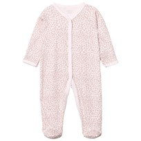 Livly Simplicity Footed Baby Body Pink Leo Pink Leo