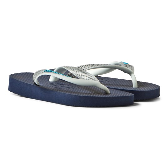 Havaianas Kids Top Mix Flip Flops Marinblå/Stålgrå navy blue/steel grey