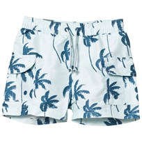 Mini A Ture Mateo K Surf Shorts Blue Ashes blue ashes