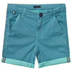 IKKS Green Patterned Shorts