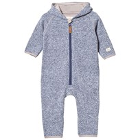 eBBe Kids Remi Fleece Onesie Washed Navy Washed Navy