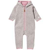 eBBe Kids Remi Fleece Suit Vapour Grey Vapour grey