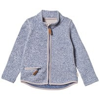 eBBe Kids Rudy Fleece Jkt Washed Navy Washed Navy