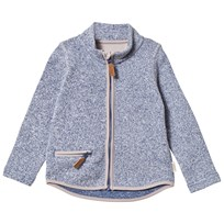 eBBe Kids Rudy Fleece Jacket Washed Navy Washed Navy