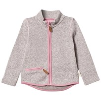 eBBe Kids Rudy Fleece Jacket Vapour Grey Vapour grey