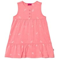 Me Too Lara 286 -Dress NS Strawberry Pink STRAWBERRY PINK