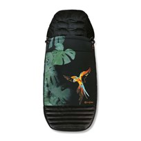 Cybex Priam Footmuff Birds of Paradise 2017 Black
