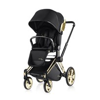Cybex Priam Lux Seat Jeremy Scott 2017 Black