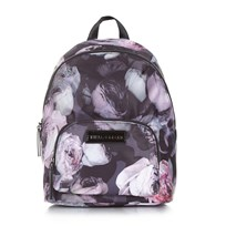 Tiba + Marl Mini Elwood Kids Backpack Goth Floral Flower Print
