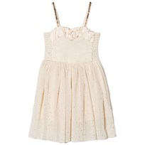 Stella McCartney Kids Off White Sweetie Dress 6861