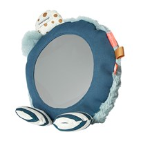 Done by Deer Floor Mirror, Blue Blue