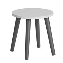 Done by Deer Stool Grey Black