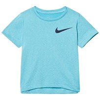 NIKE Blue Dri-Fit Tee U1C