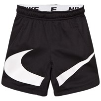 NIKE Black Dri-Fit Vent Shorts 023