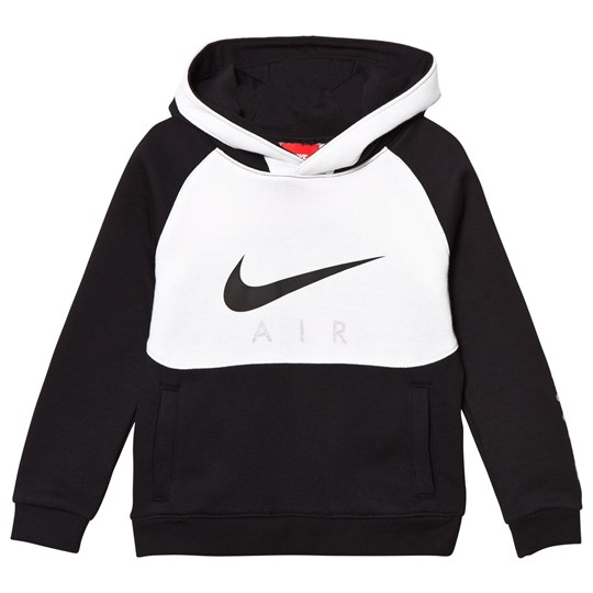 NIKE Black And White Air Hoodie 023