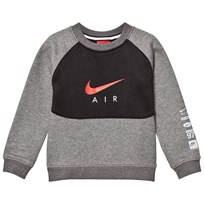 NIKE Grey Nike Air Crew Sweatshirt GEH