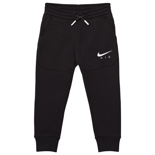 NIKE Black Air Hybrid Jogging Pants 023