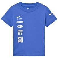 NIKE Blue Air Pillar Tee B9A