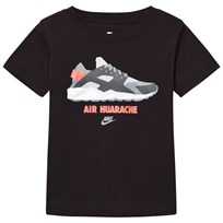 NIKE Black Air Hurrache Tee 023