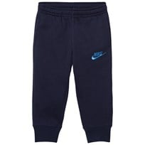 NIKE Navy Club Fleece Jogger Pants 695