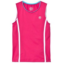 Poivre Blanc Pink Classic Tennis Tank Teaberry pink/white 0010