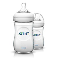 Philips Avent Natural Tåteflaske 2Pk 260ML Multi