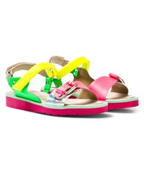 Stella McCartney Kids Snazzy Sandals Multicolor 8490