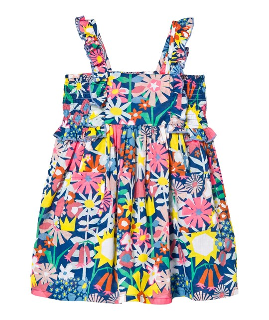 Stella McCartney Kids Celeste Dress Floral Print 4860