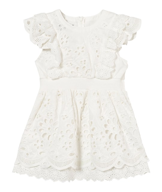 Little Remix Greta Dress Cream Cream