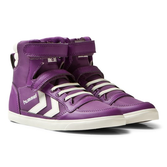 Hummel Ten Star High Crushed Grape Purple