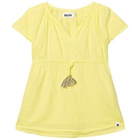 Molo Caly Dress Lemon Tonic Lemon Tonic