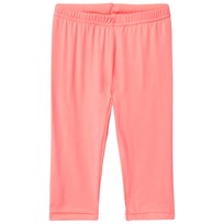 Me Too Lee 326 Leggings Capri Bright Coral Bright Coral
