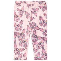 Me Too Lee 301 Leggings Capri Crystal Rose Crystal Rose