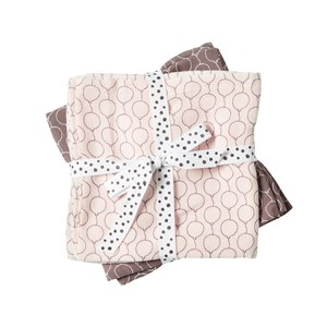 Image of Done by Deer Balloon Swaddle 2-Pack Powder (3056049863)