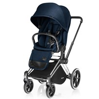 Cybex Priam Lux Seat Midnight Blue 2017 Midnight Blue