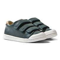 10-IS Blue Apple TEN C LO 3 Velcro Shoes Blue
