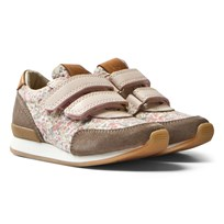 10-IS Ten J V 2 Print Liberty Fleuret Blush Taupe Blush Taupe