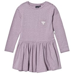 Hummel Alberte Dress Gray Ridge