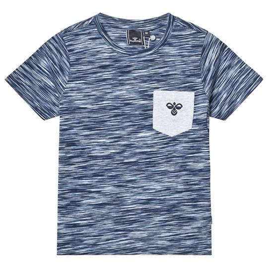 Hummel Ove Tee Multi Color Multi Colour Boys