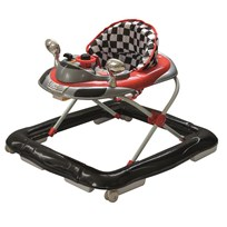 Basson Baby Walker Black/Grey Sort